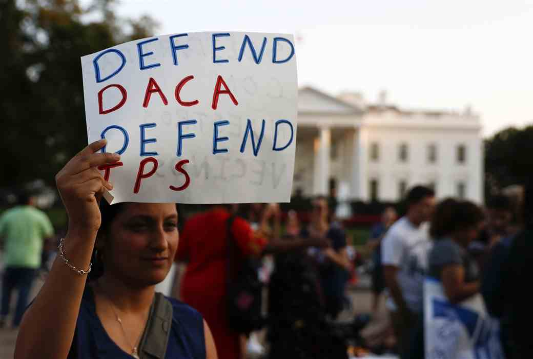 What is Temporary Protected Status (TPS)?