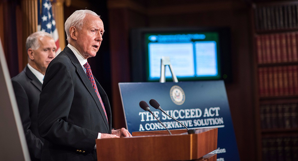 What is the SUCCEED Act?