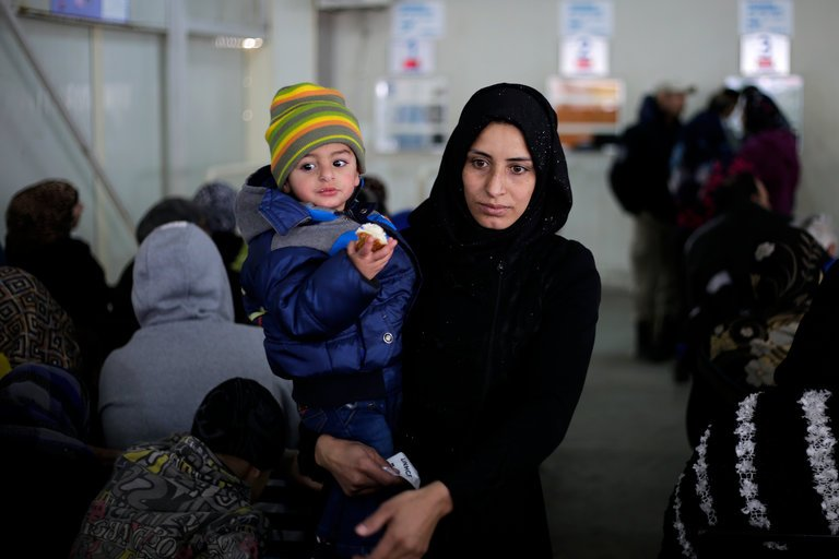 Refugee Admission Down to 45,000 A Year