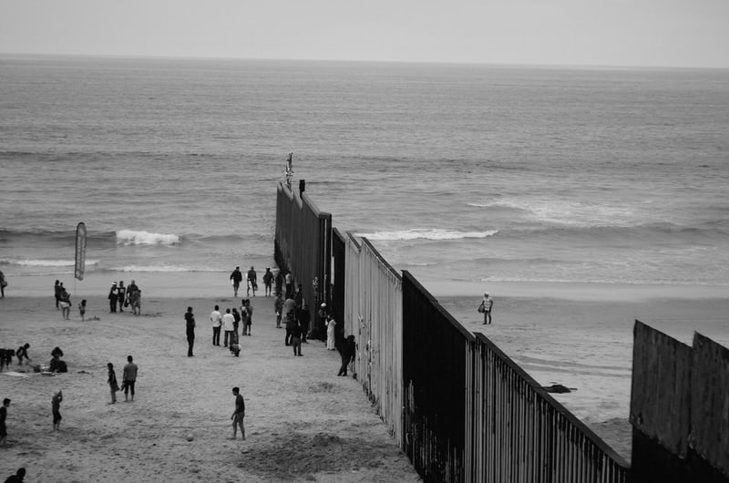 Church, The Nations Are At The Southern Border