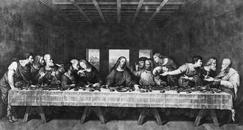 Holy Week: Thursday